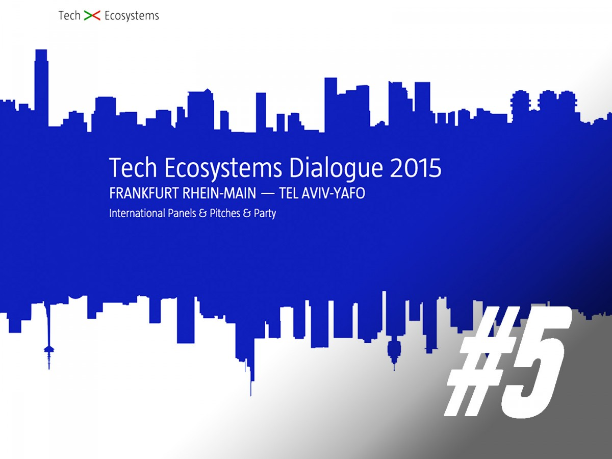Pitch Contest - Tech-Ecosystems