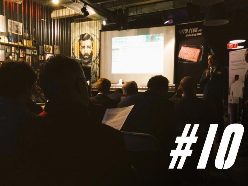 Pitch Club 10 in Frankfurt am Main