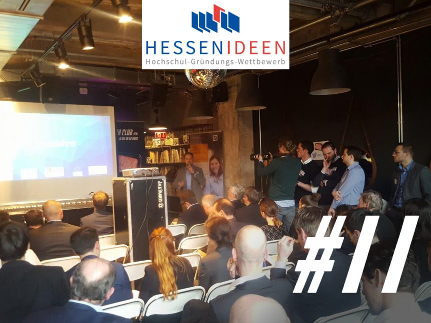 Pitch Club #11 Hessen Ideen